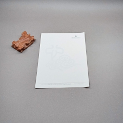 特种纸信纸
