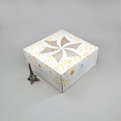 简易生日蛋糕盒